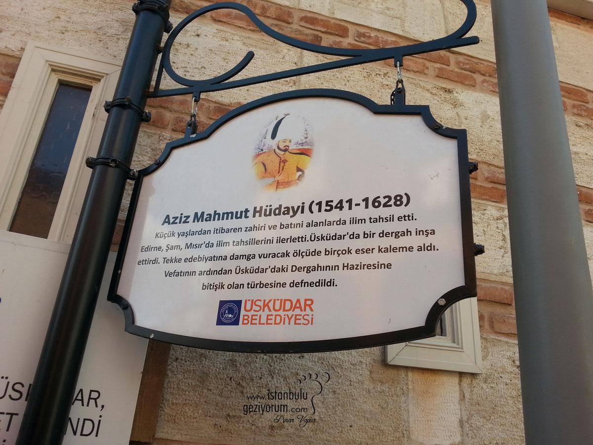 Aziz Mahmud Hüdai Hz.leri Türbesi