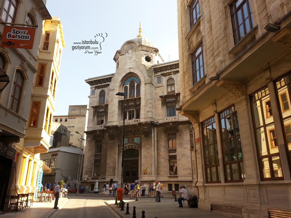 Büyük Postane- PTT İstanbul Müzesi