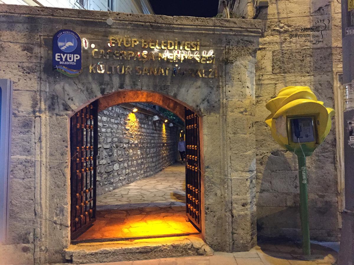 Cafer Paşa Medresesi Kültür Sanat Merkezi