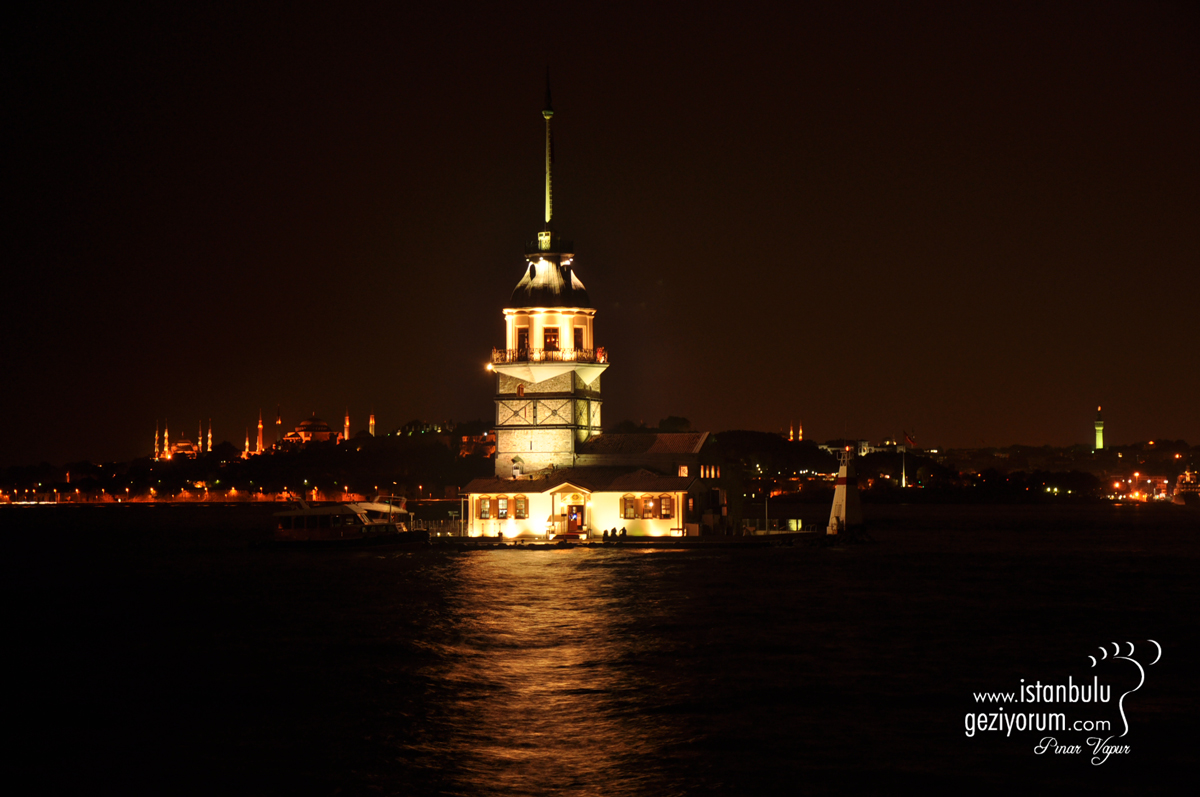 Kız Kulesi, Geçmişten Günümüze