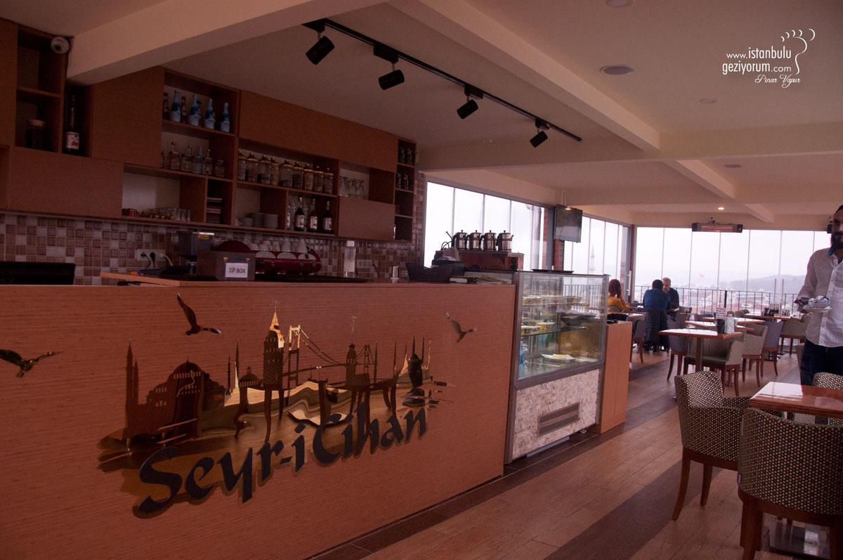 Seyr-i Cihan Cafe Restaurant